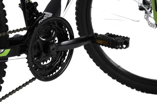 KS Cycling-VTT semi-rigide 26'' Xtinct noir-vert TC 50 cm KS Cycling-image-2