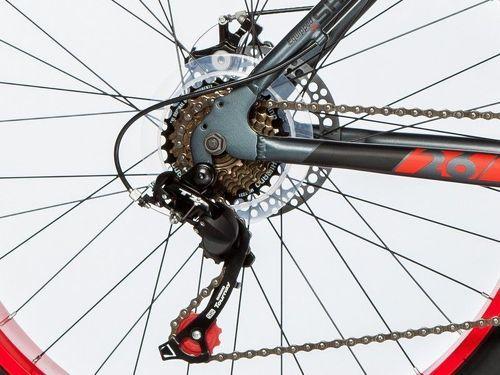 "MOMABIKES-Moma Bikes Vélo, VTT, FAT 26"", Aluminium, SHIMANO 21V, Freins a Disque (Plusieurs tailles)-image-3"