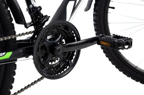 KS Cycling-VTT semi-rigide ATB 26'' Xtinct noir-vert TC 50 cm KS Cycling-image-2