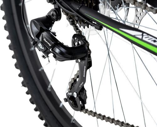 KS Cycling-VTT semi-rigide ATB 26'' Xtinct noir-vert TC 50 cm KS Cycling-image-3