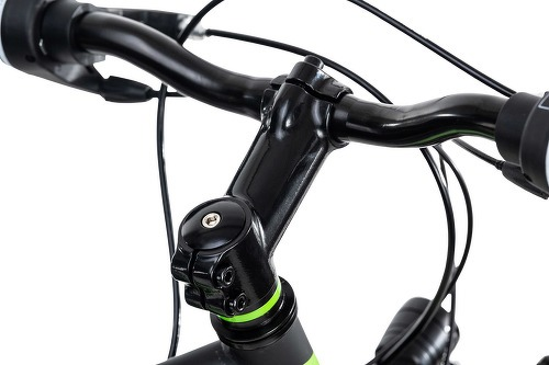 KS Cycling-VTT semi-rigide ATB 26'' Xtinct noir-vert TC 50 cm KS Cycling-image-4
