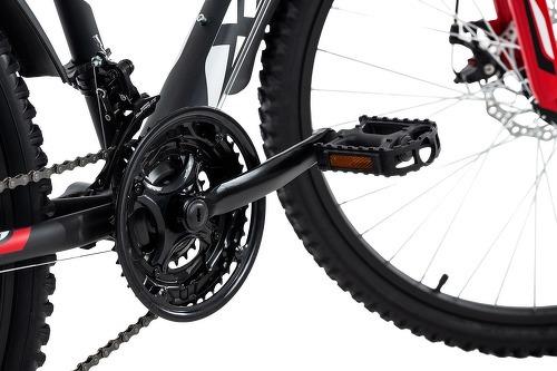 KS Cycling-VTT semi-rigide ATB 26'' Xtinct noir-rouge TC 46 cm KS Cycling-image-2