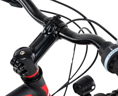 KS Cycling-VTT semi-rigide ATB 26'' Xtinct noir-rouge TC 46 cm KS Cycling-image-4