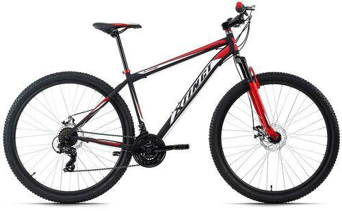 KS Cycling-VTT semi-rigide 29'' Xtinct noir-rouge TC 46 cm KS Cycling-image-1