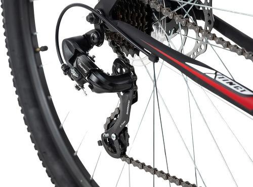 KS Cycling-VTT semi-rigide 29'' Xtinct noir-rouge TC 46 cm KS Cycling-image-3