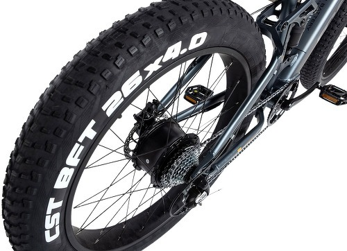 "MOMABIKES-VTT électrique Fatbike 26""PRO 8 Vitesses-image-3"