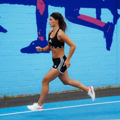 adidas-Adidas Pantalons Courts Marathon 20 Primeblue-image-2