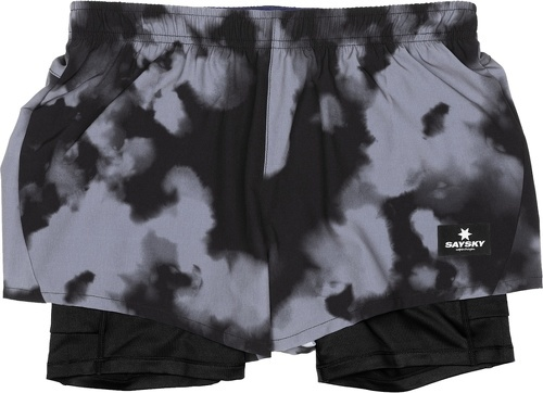 Saysky-Wmns Cumulus 2 In 1 Shorts-image-1
